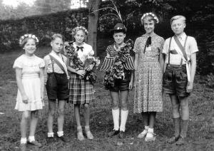 1952 Oswald Garnjost - Erika Bergmeier