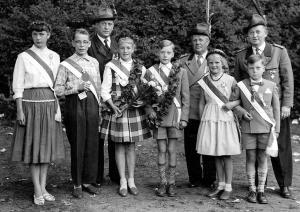 1957 Horst-M. Mehlinger - Roswitha Garnjost