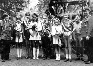 1970 Heinrich Busch - Gabriele Märk