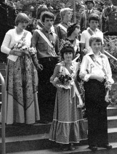 1976 Frank Brüggemann - Bettina Schünke