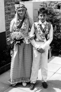 1986 Andreas Nicolay - Katrin Kühnel