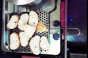 Toaster Bordrezept Früstück