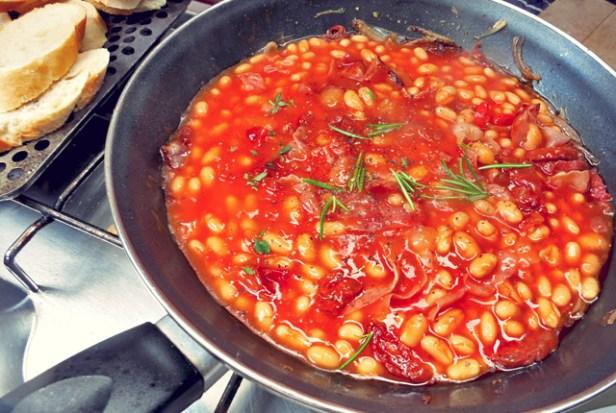 Baked Beans, was kochen beim Segeln und Outdoor?