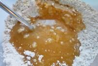 Strandkueche Lebkuchen ganz einfach Rezept Segler und Kombuesen