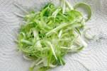 Wintersalat Lauchzwiebeln Rezept für Segeltörn
