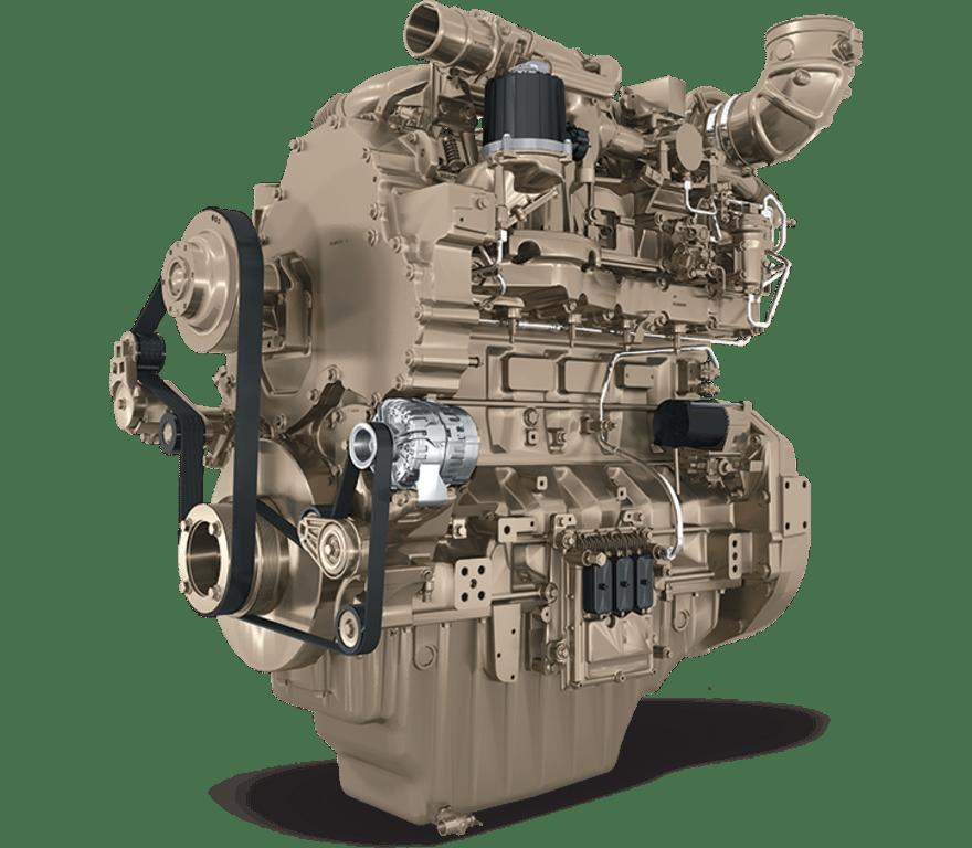 Moteur diesel-bec
