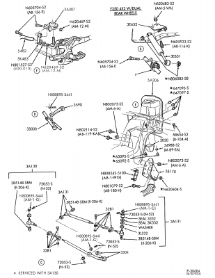 1992 Ford F 150 Front Suspension Diagram, 1992, Free