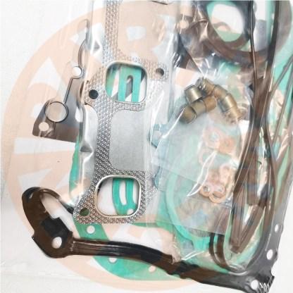 4JG1 ENGINE GASKET KIT ISUZU 4JG1T JCB HITACHI IHI CASE TAKEUCHI MUSTANG KIT 6