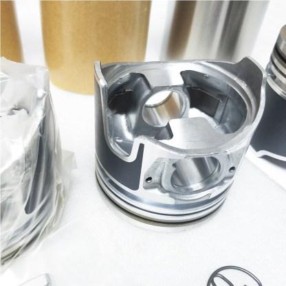 ISUZU 4LE2 ENGINE OVERHAUL REBUILD KIT HITACHI CASE KOBELCO EXCAVATOR DENYO 3