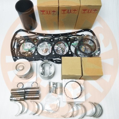 Engine Rebuild Kit Isuzu 4.8L Diesel 4HE1 4HE1T Engine NPR NQR GMC W3 W4 W5 Aftermarket Parts 1