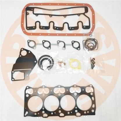 FULL ENGINE OVERHAUL GASKET KIT ISUZU 4LE1 ENGINE HITACHI EX55 ZX55 EXCAVATOR AFTERMARKET PARTS 1