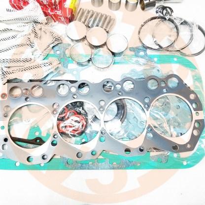 NISSAN TD27 ENGINE REBUILD KIT VALVE KIT NON TURBO FORKLIFT AFTERMARKET PARTS 9