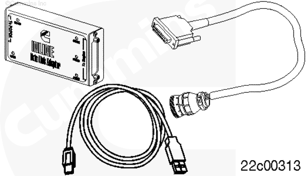 (ru119-022-001_19) Инструменты для обслуживания