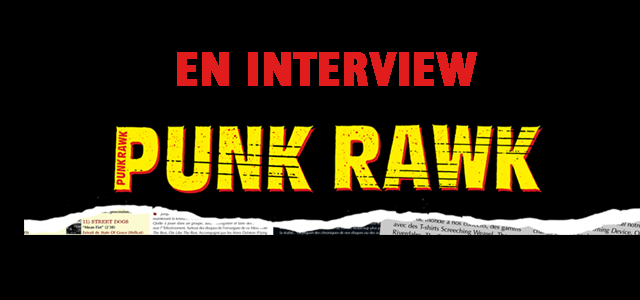 interview dans Punk Rawk