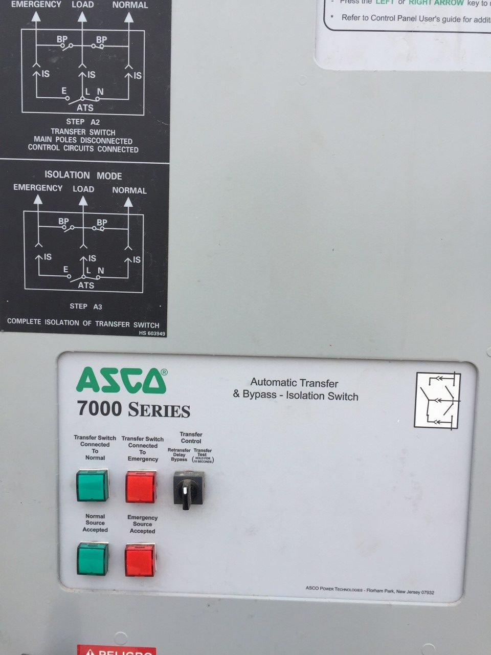 Wiring Diagram Of A Generator Transfer Switch Electrical Online Get
