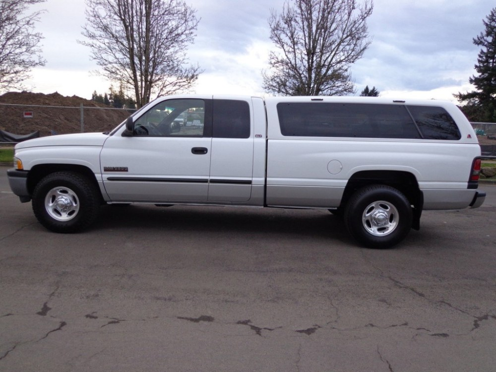 medium resolution of 2001 dodge ram 2500 base extended cab pickup 5 9l