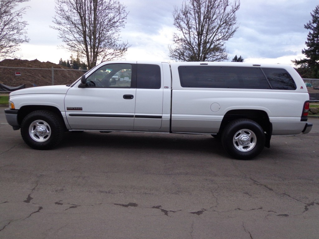 hight resolution of 2001 dodge ram 2500 base extended cab pickup 5 9l