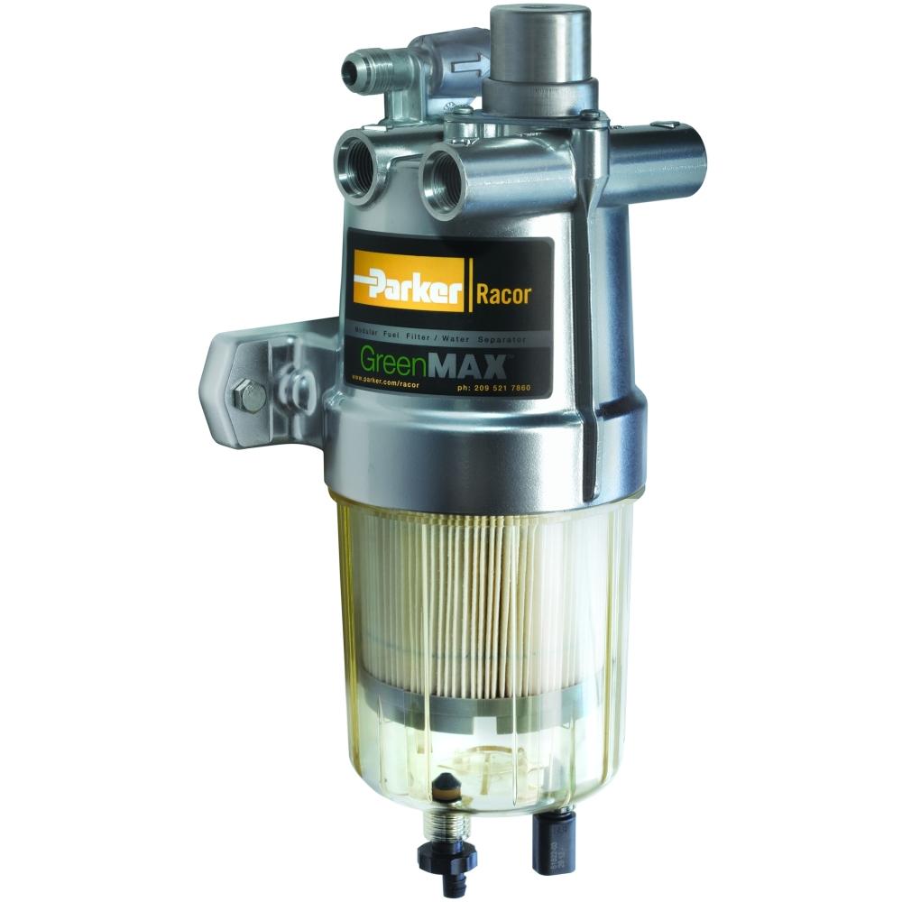 hight resolution of greenmax fuel filter water separator