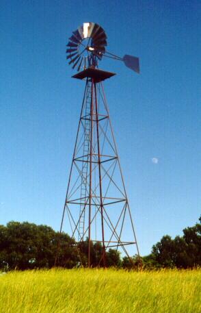 Windmill&Moon