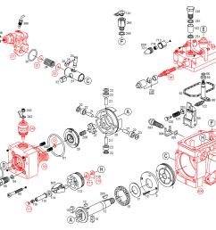 0 460 424 426 fuel distributor injection pump bosch ve series 0460424426 [ 2400 x 1696 Pixel ]