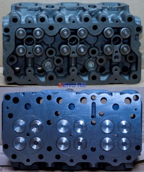 small resolution of  cylinder head mack cylinder head loaded