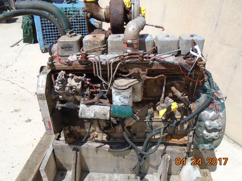 Motors 4 Blowers Wire Diagram Cummins 6bt 5 9l Engine Complete Mechanics Special Seized