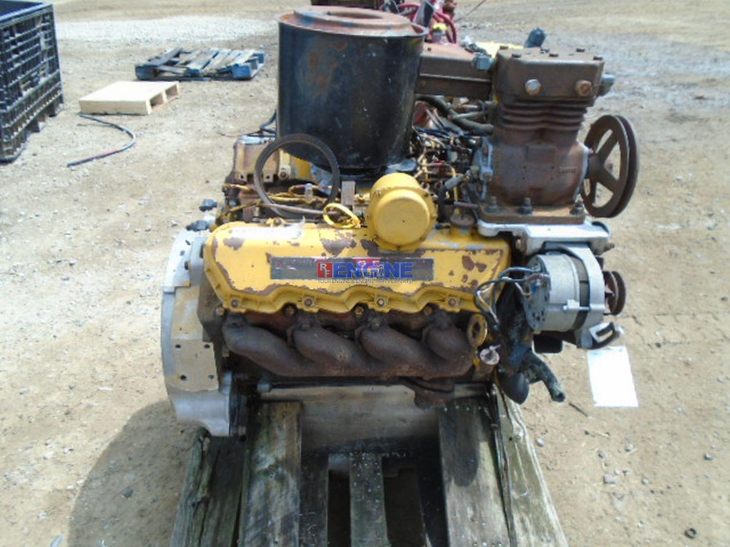 hight resolution of image is loading caterpillar 3208 engine complete cranking core 32y12871