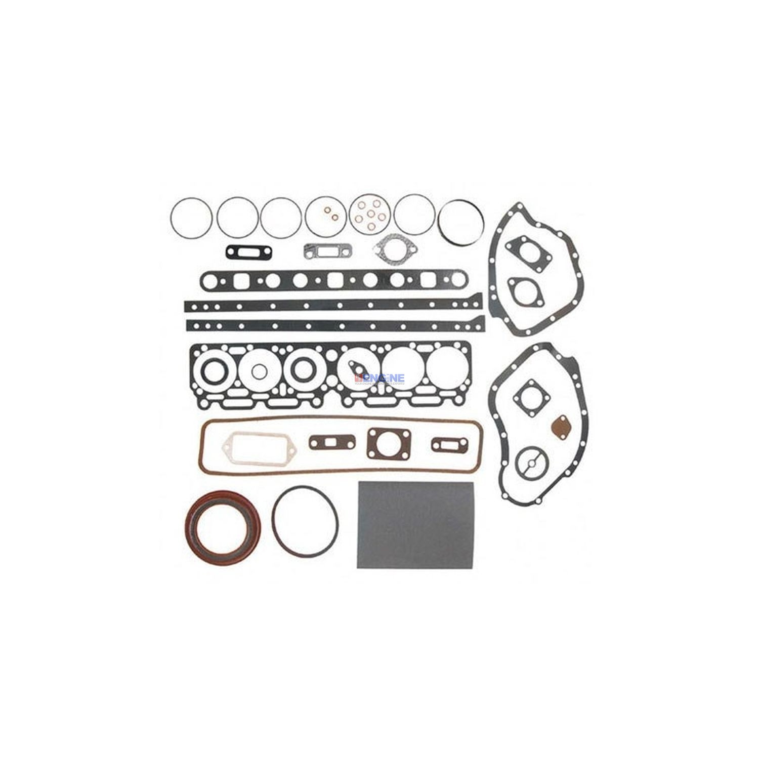 R F Engine Fits Allis Chalmers D262 Engine Overhaul Kit