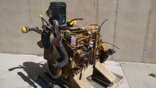 small resolution of caterpillar 3116 engine complete