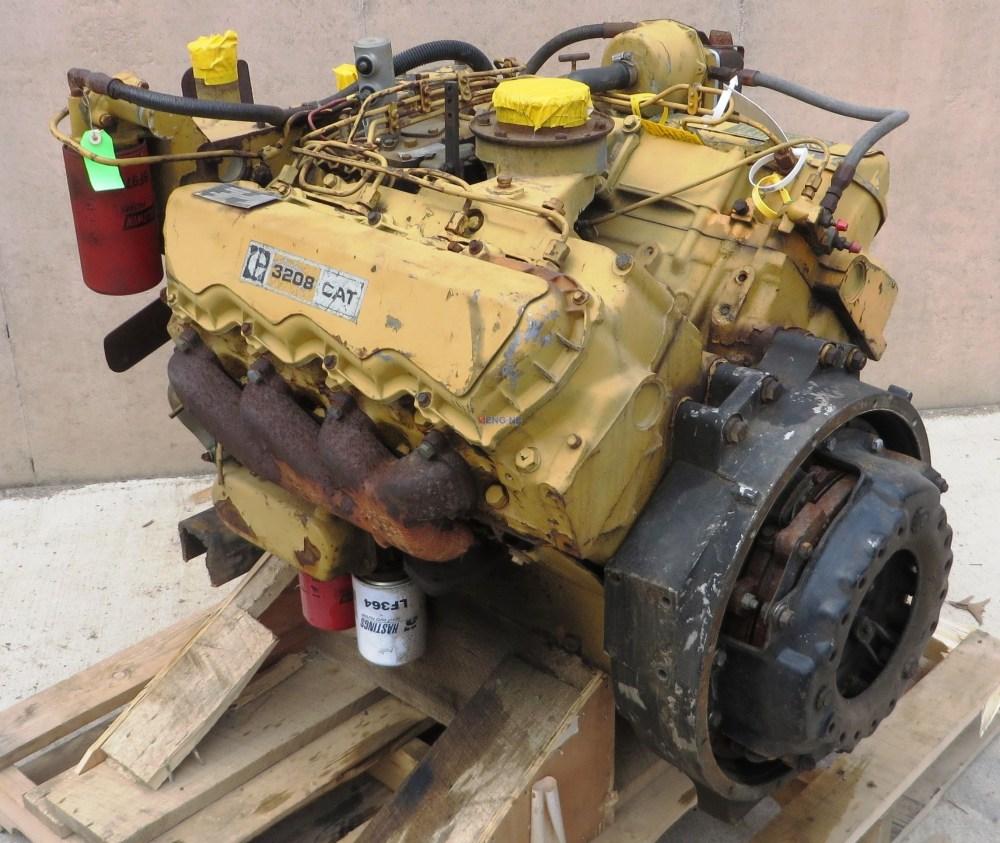 medium resolution of caterpillar 3208 engine good running caterpillar 3208 engine good running
