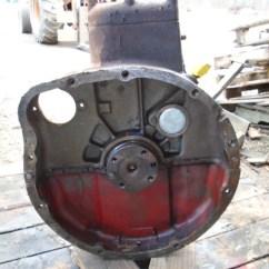 8n Ford Clutch 3 Gang 2 Way Light Switch Wiring Diagram Uk R F Engine Newholland 0l Oem Long