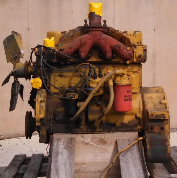 Hercules K Engine - Year of Clean Water