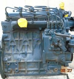 kubota v1505 e i d i engine complete [ 1500 x 1125 Pixel ]