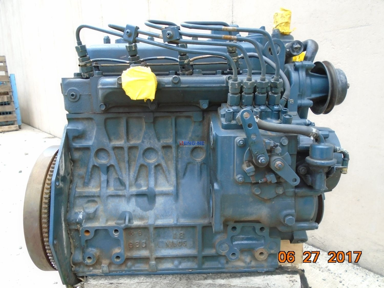 hight resolution of kubota v1505 e i d i engine complete