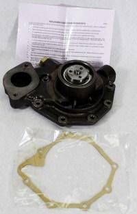 R. F. Engine John Deere JD Powertech Water Pump New ...