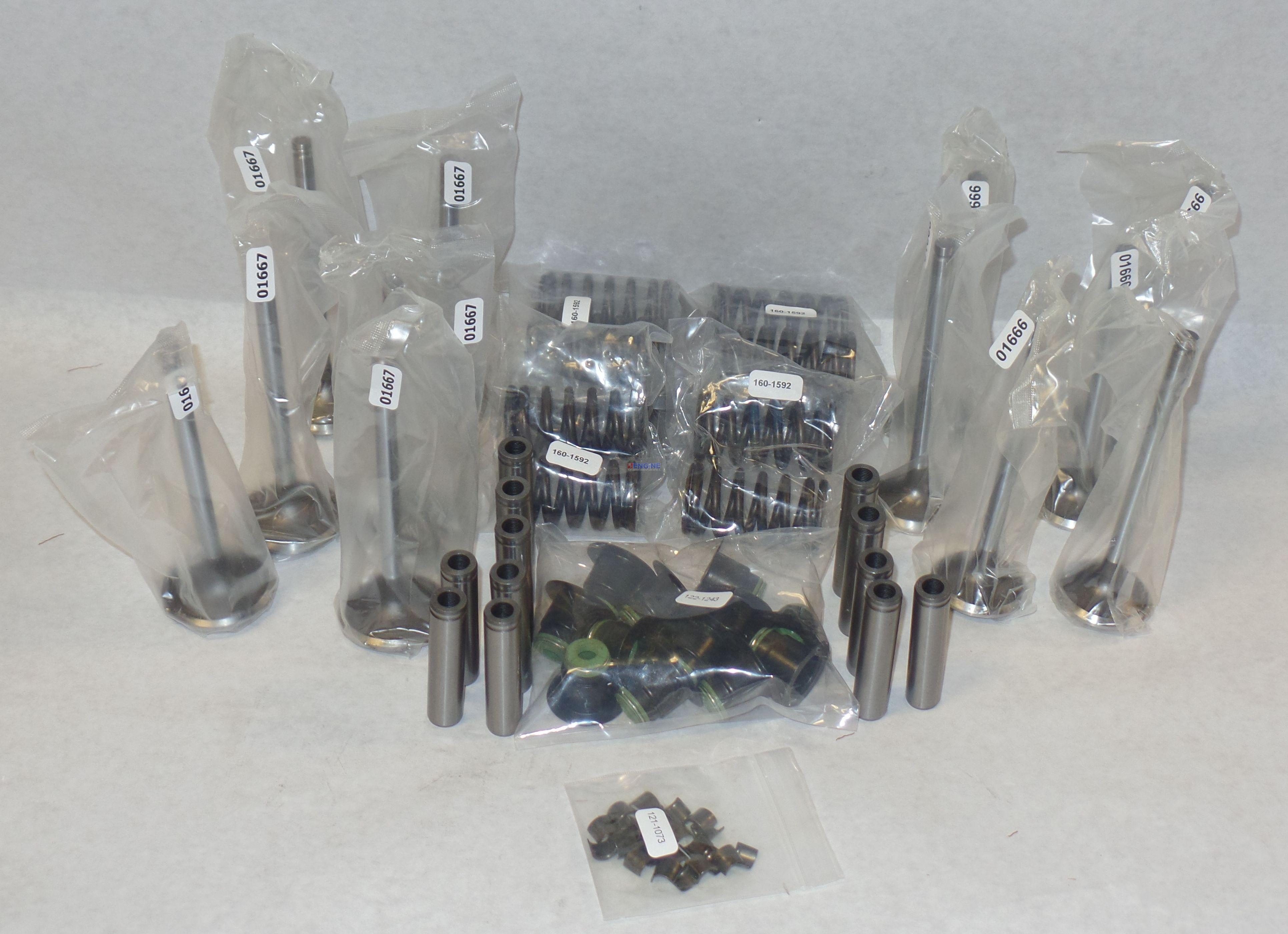 Single Cylinder Wisconsin Engine Parts