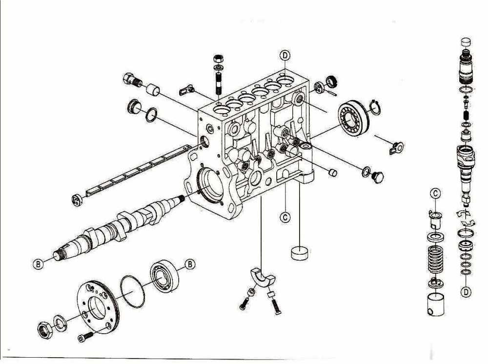 medium resolution of bosch p7100 fuel pump diagrams bosch diesel injection pump diagram bosch fuel injection pump diagram