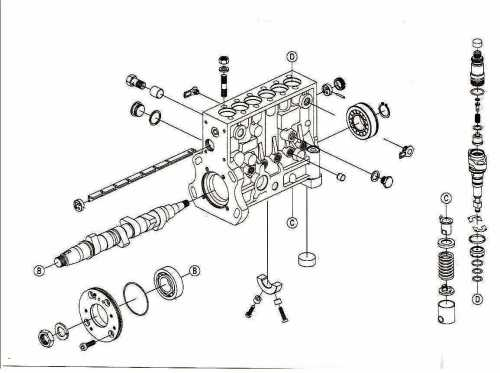 small resolution of bosch p7100 fuel pump diagrams bosch diesel injection pump diagram bosch fuel injection pump diagram