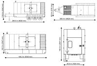 Item # G450, G450 Mobile Generators On Central Diesel, Inc.