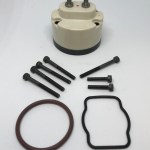 Complete kit for new style actuator assembly less seal plate and springs