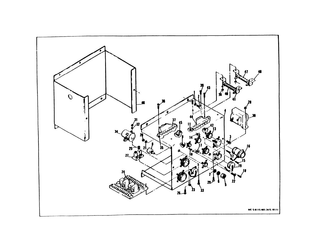 Figure 5-19. Figure 5-19. Special Relay Assembly, Exploded