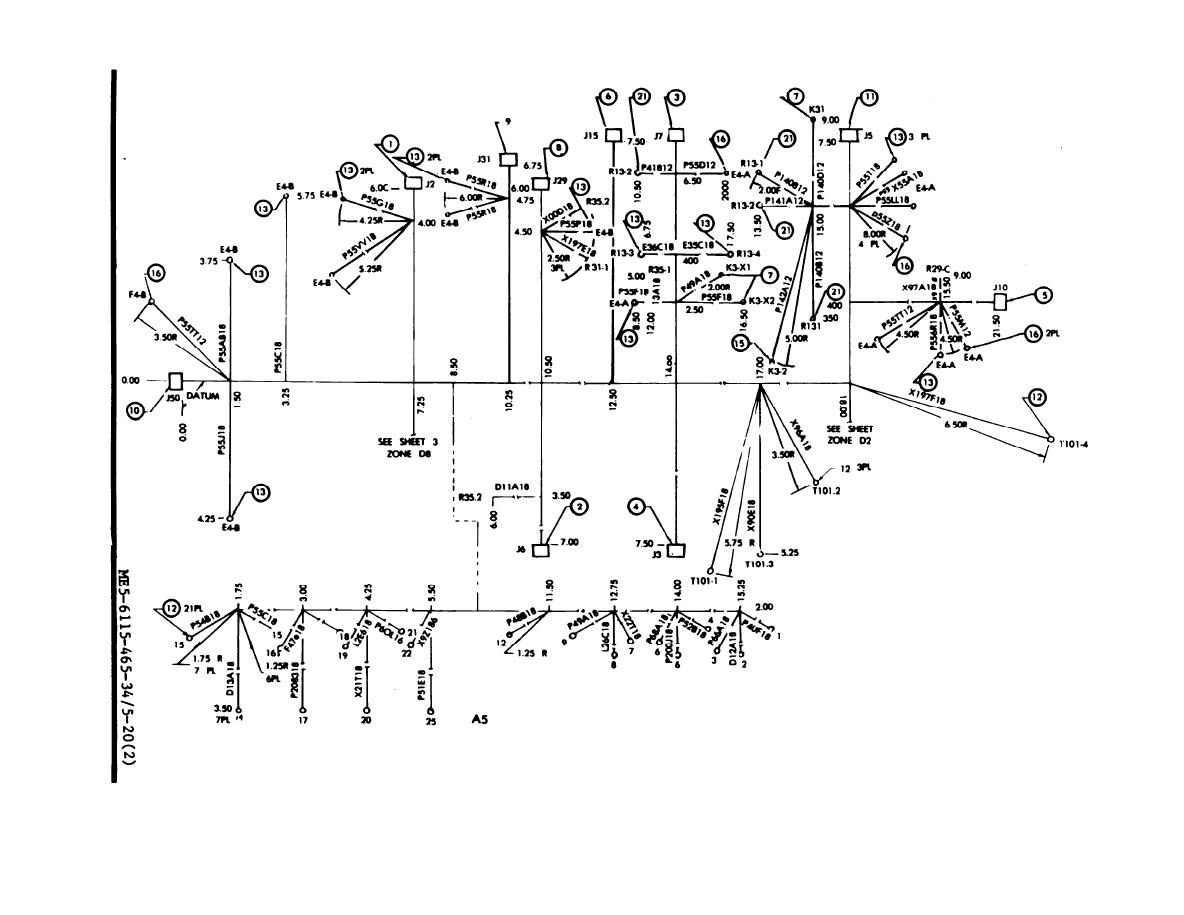 hight resolution of figure 5 20 special relay assembly wiring harness drawing no 72special relay assembly wiring harness
