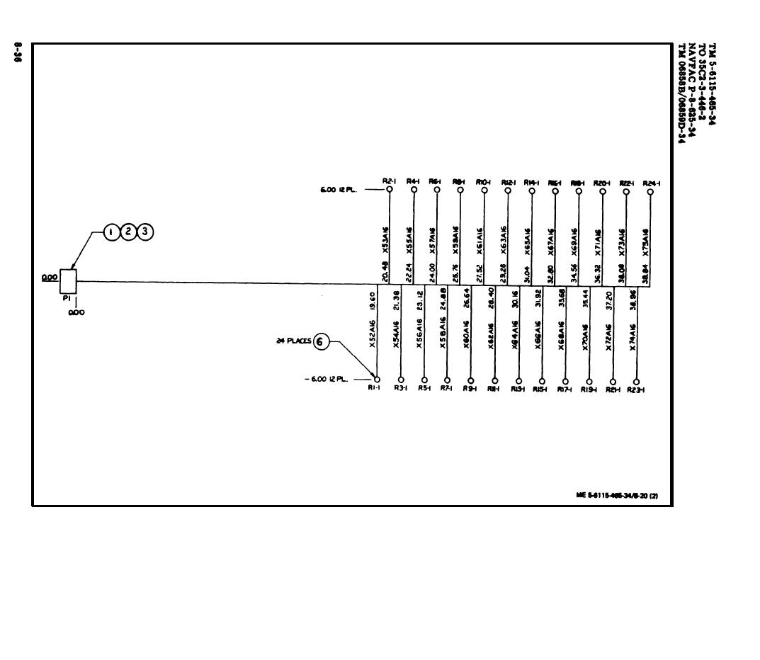 Figure 8 20 Bottom Load Bank Wiring Harness Sheet 2 Of 2