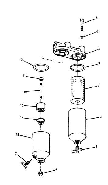 Figure 3-6. Fuel Filter and Strainer