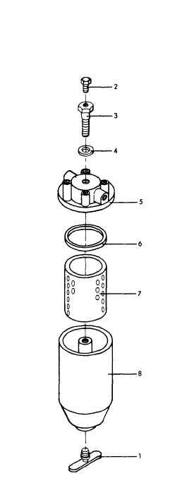 Figure 3-9. Secondary Fuel Filter
