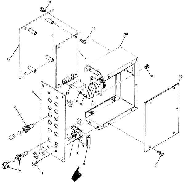 Figure 3-1. Fault Locating Indicator