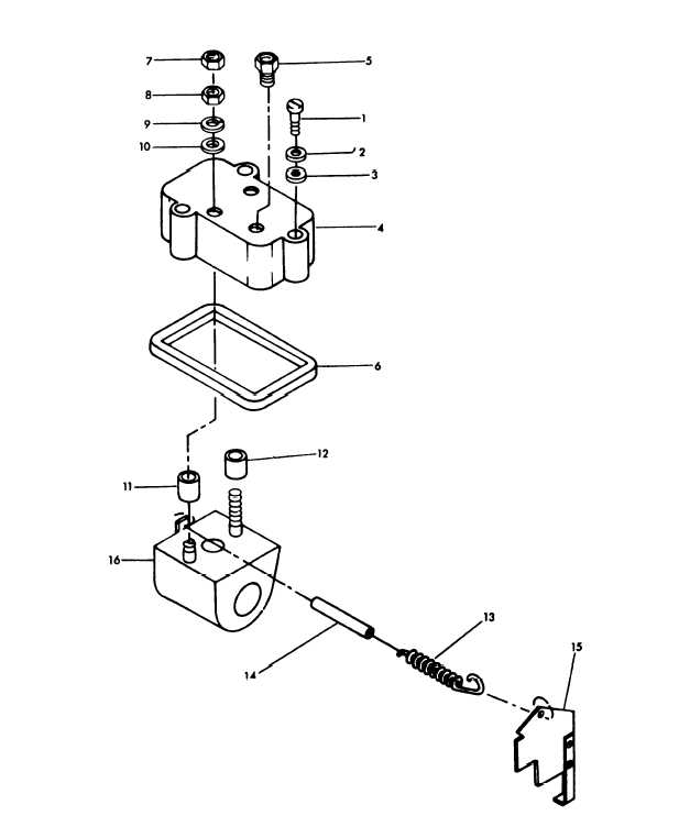 Figure 14-21. Fuel Injection Pump Assembly (Sheet 1 of 7)