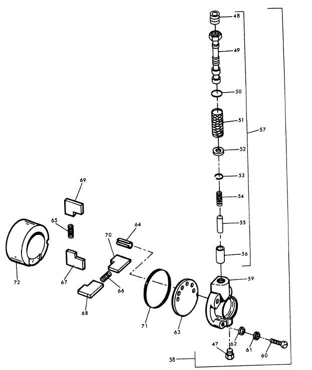 Figure 14-21. Fuel Injection Pump Assembly (Sheet 3 of 7)