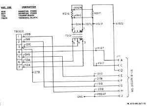 Figure 110 Wiring Schematic Diagram, Voltage Regulator