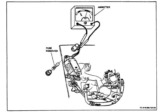 Figure 4-24. Testing Battery Charging Regulator/Rectifier